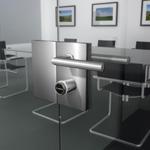 """Bosch bietet unter dem Markennamen """"Matrix"""" eine komplette und abgestimmte Zutrittskontrolllösung. (Bild: Bosch)"""